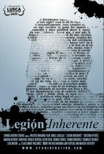 Legión Inherente</br>Dir Wilfred Miranda</br>Puerto Rico