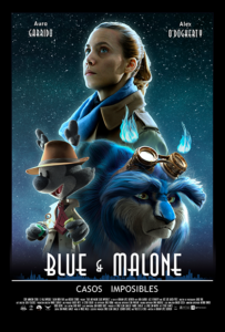 <strong> Blue & Malone: Impossible Cases</strong></br>Dir Abraham López </br> España