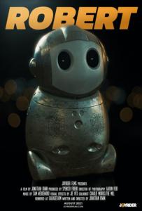 <strong> Robert the Robot </strong></br>Dir Jonathan Irwin </br> Reino Unido