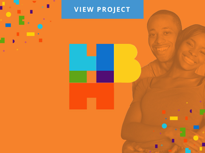 Marketing campaign design for LGBTQ health organization Howard Brown Health Center, located in Chicago, Illinois