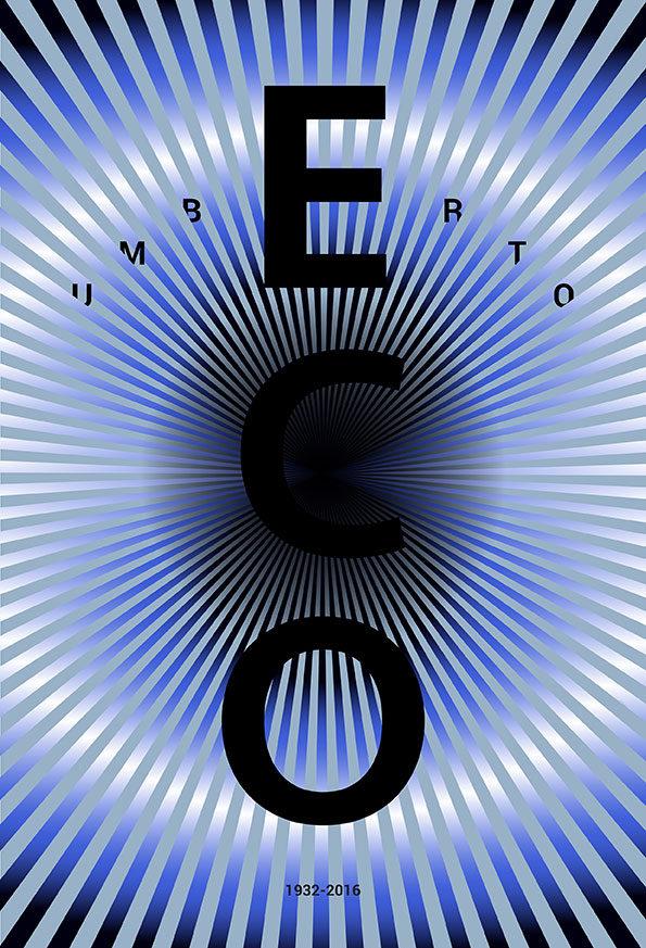 Homage to Umberto Eco   2017