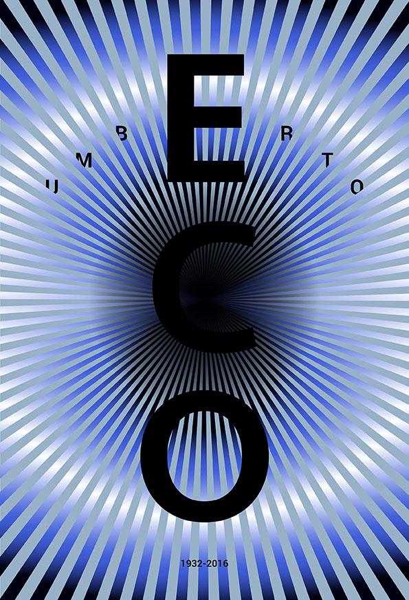 Homage to Umberto Eco | 2017