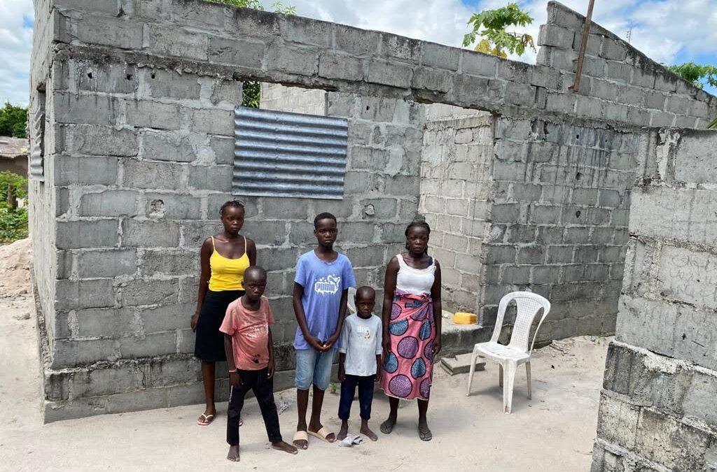 Rita José Mavunga Family