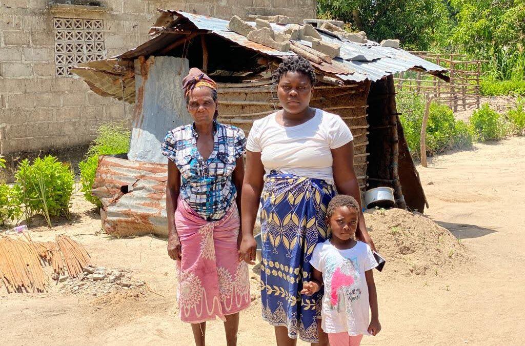 Amelia Tounde Guente Family