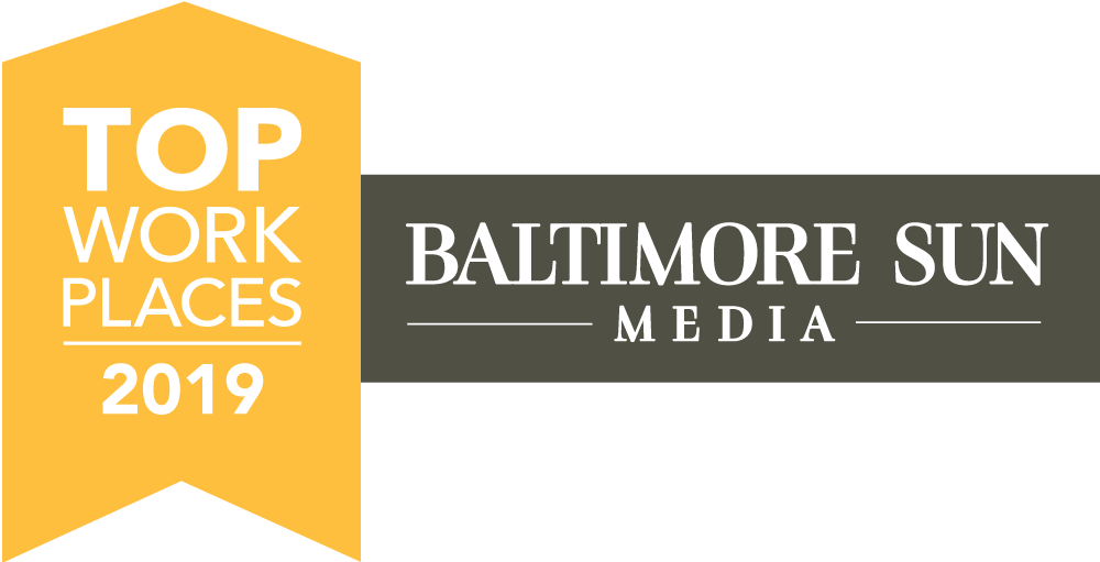 Baltimore Sun Top Work Places 2019