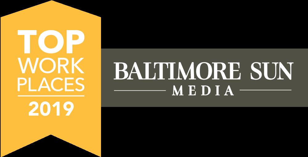 Baltimore Sun Top Work Places