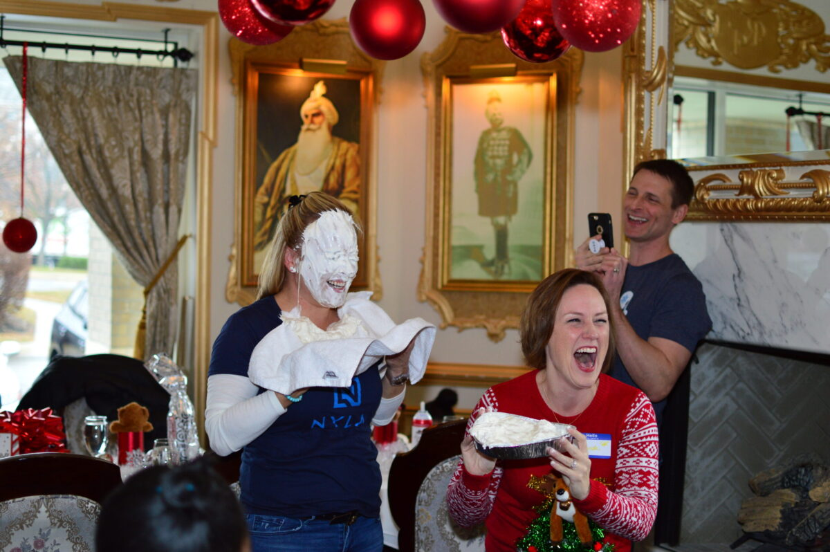 Pie-in-the-Face Fundraiser for American VetDogs 2019
