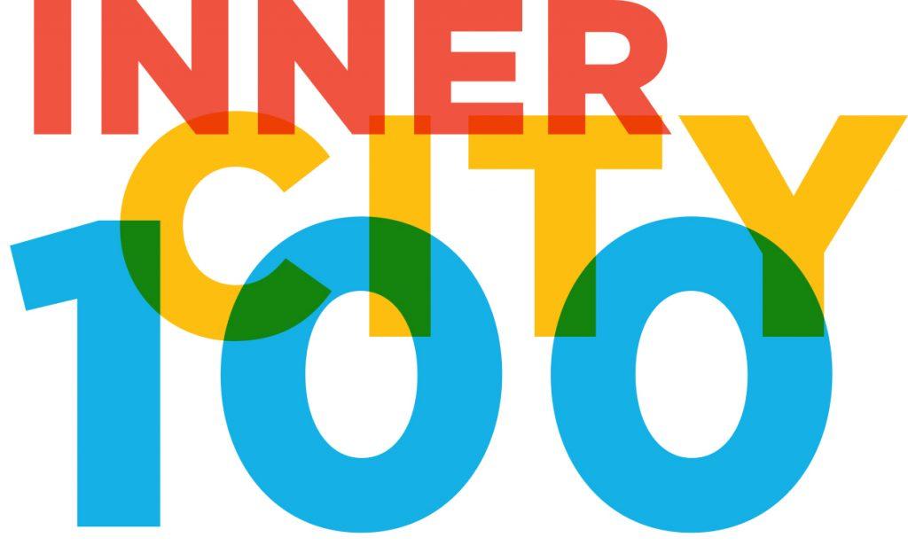 Inner City 100 Logo