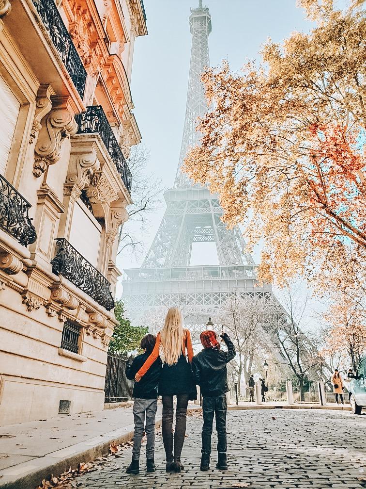 Paris best Eiffel Tower view Paris Travel Guide Paris with kids