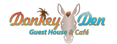 The Donkey Den Logo