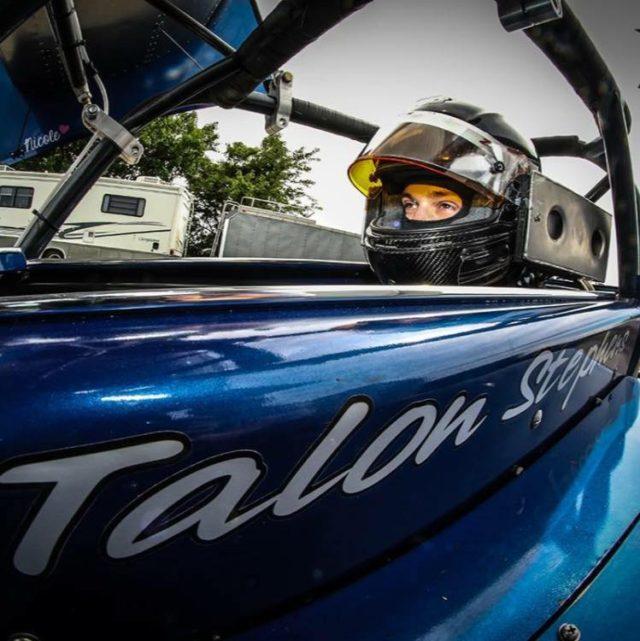 Talon Stephens is Ready for the 2018 Season