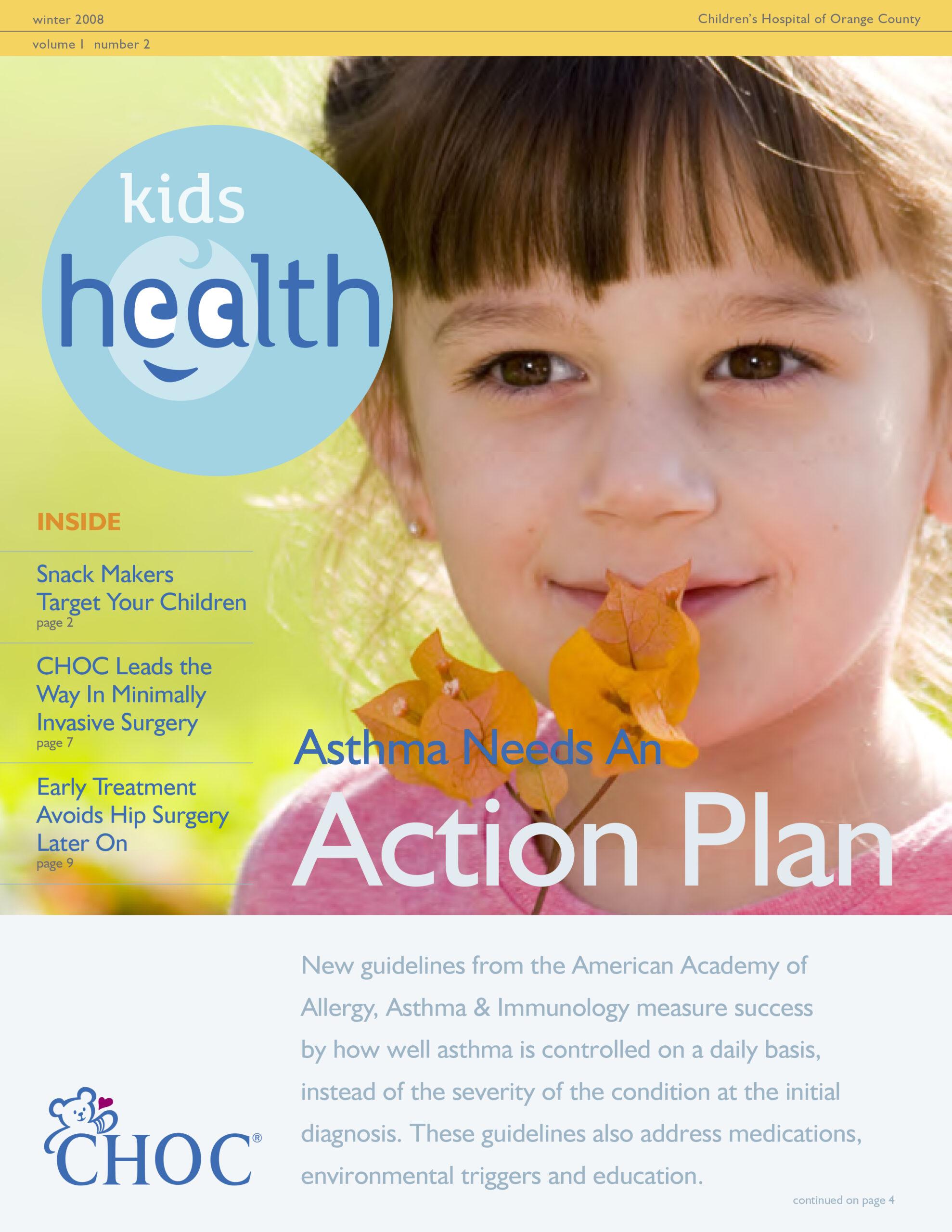 CHOC Kids' Health