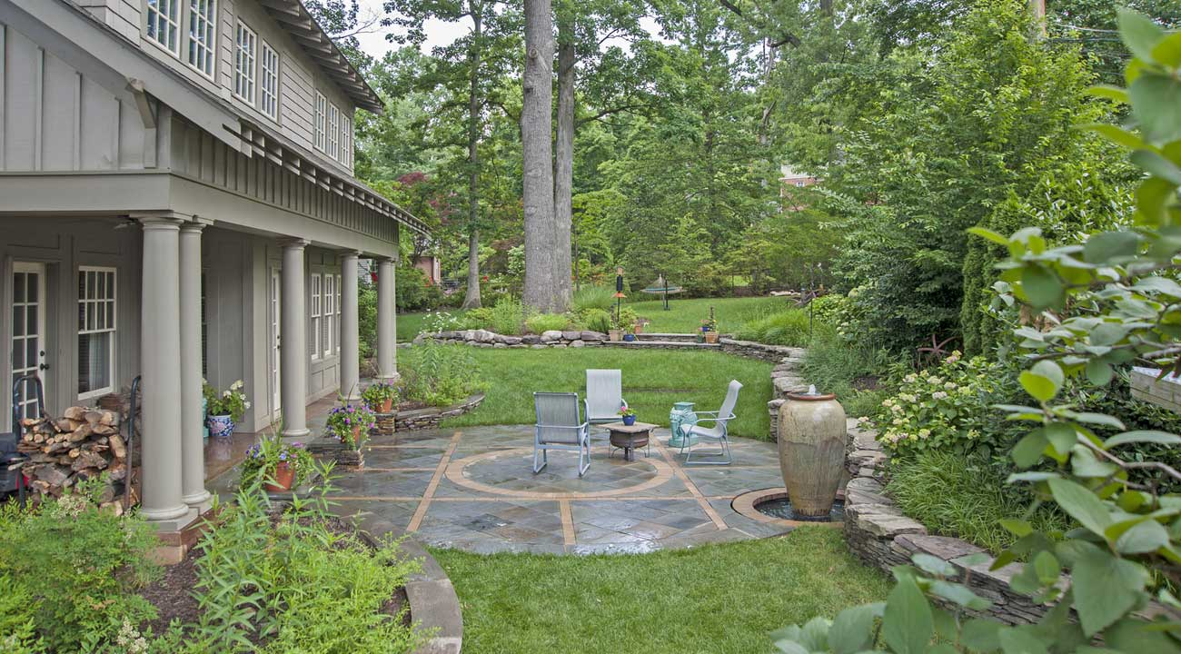 Arts and Crafts Residence – Arlington, VA