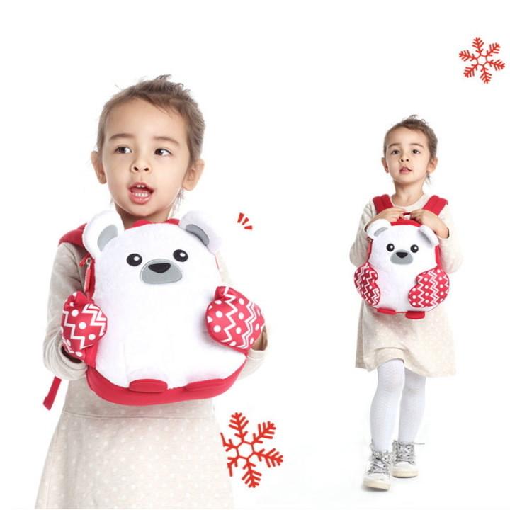 北極熊兒童背包-網友評價