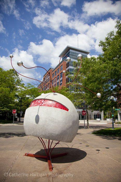Sculpture Sono Harbor