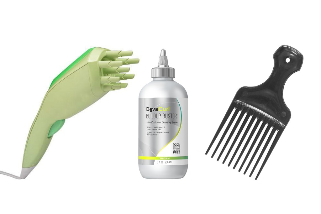 must have items for fine curly hair