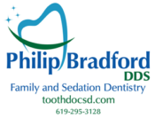 Cosmetic, Family and Sedation Dentistry Logo