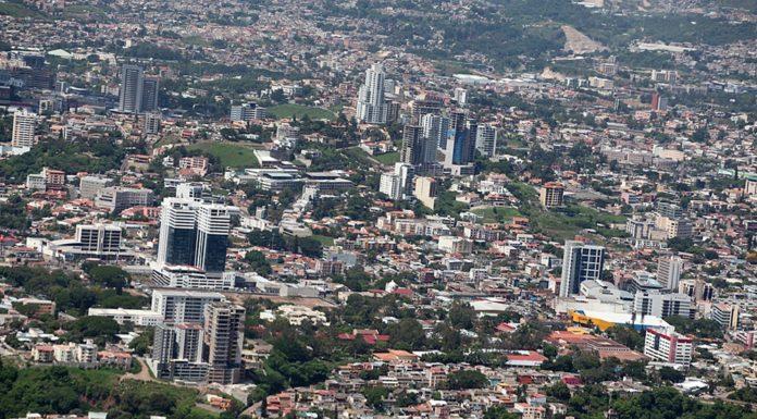 Tegucigalpa vulnerable