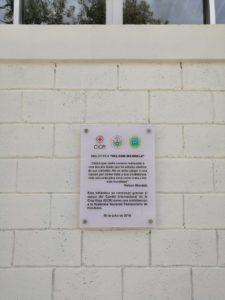 Cruz Roja entrega biblioteca a Penitenciaria de Támara