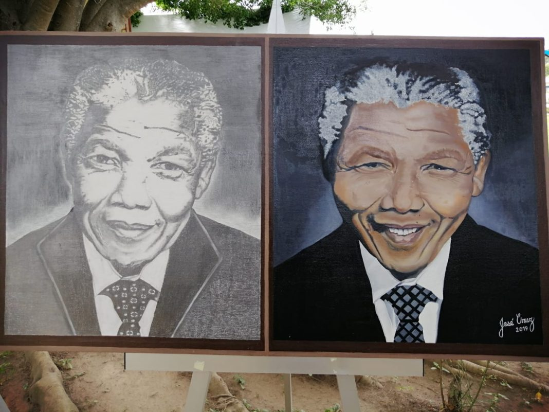 Nelson Mandela , Premio Nobel de la Paz