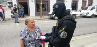 La policia pide que se denuncien a los extorsionadores