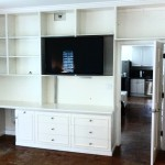 Residential TV Mounting Premium Audio Visual installation by dmg Martinez Group in Miami