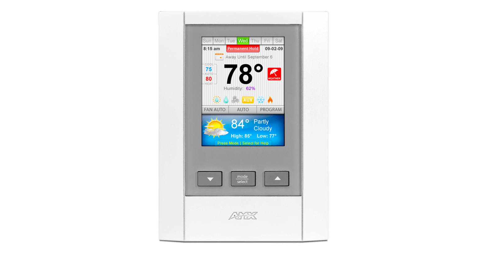 Sales, custom installation and programing of Commercial Centralized Climate Control Systems (HVAC).