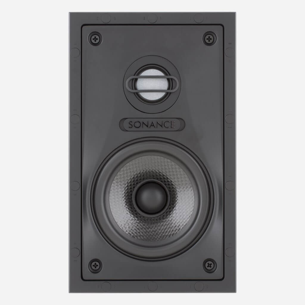 Sonance VP48 Visual Performance Small Rectangle Speaker, in the Miami / Fort Lauderdale area. Available at dmg Martinez Group.