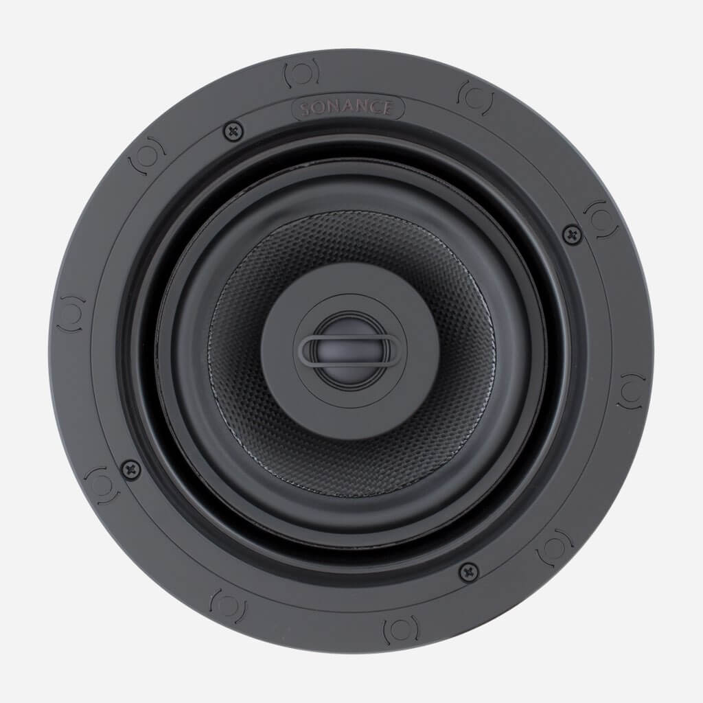 Sonance VP64R Visual Performance Medium Round Speaker, in the Miami / Fort Lauderdale area. Available at dmg Martinez Group.