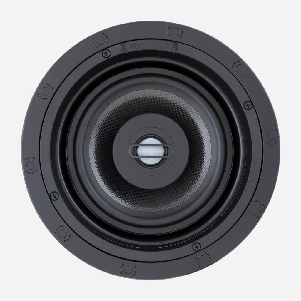 Sonance VP68R Visual Performance Medium Round Speaker, in the Miami / Fort Lauderdale area. Available at dmg Martinez Group.