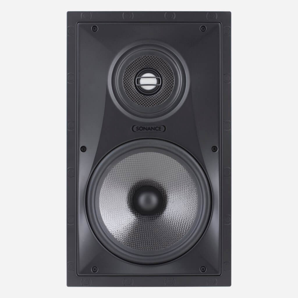 Sonance VP88 Visual Performance Large Rectangle Speaker, in the Miami / Fort Lauderdale area. Available at dmg Martinez Group.