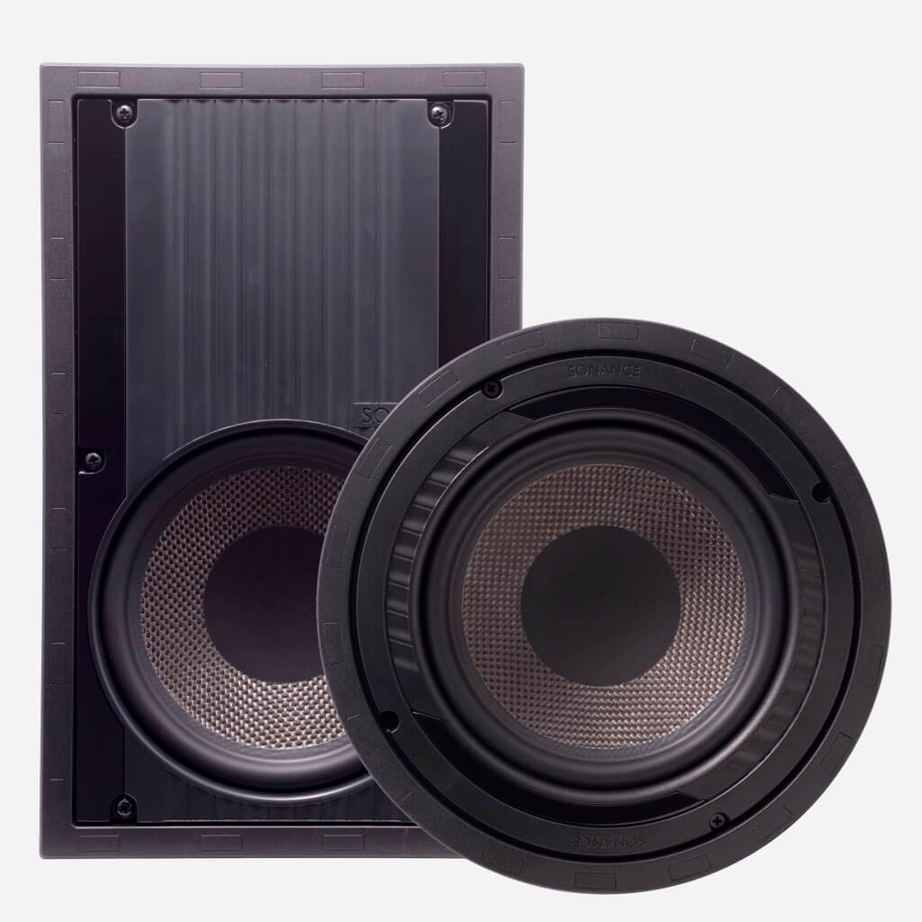 Sonance Visual Performance Woofers, in the Miami / Fort Lauderdale area. Available at dmg Martinez Group.