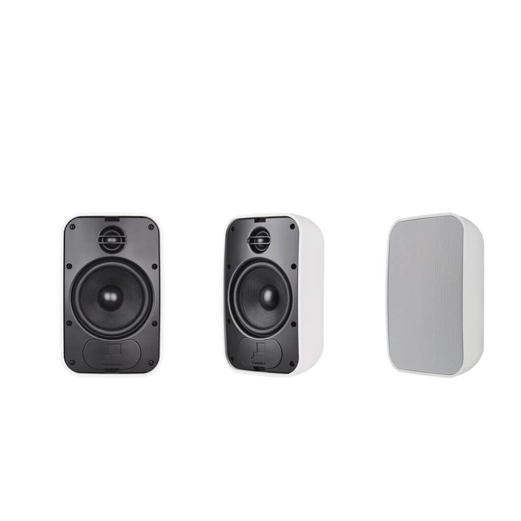Sonance Mariner 54 in White PN:93148 Small Outdoor Speaker, in the Miami / Fort Lauderdale area. Available at dmg Martinez Group.