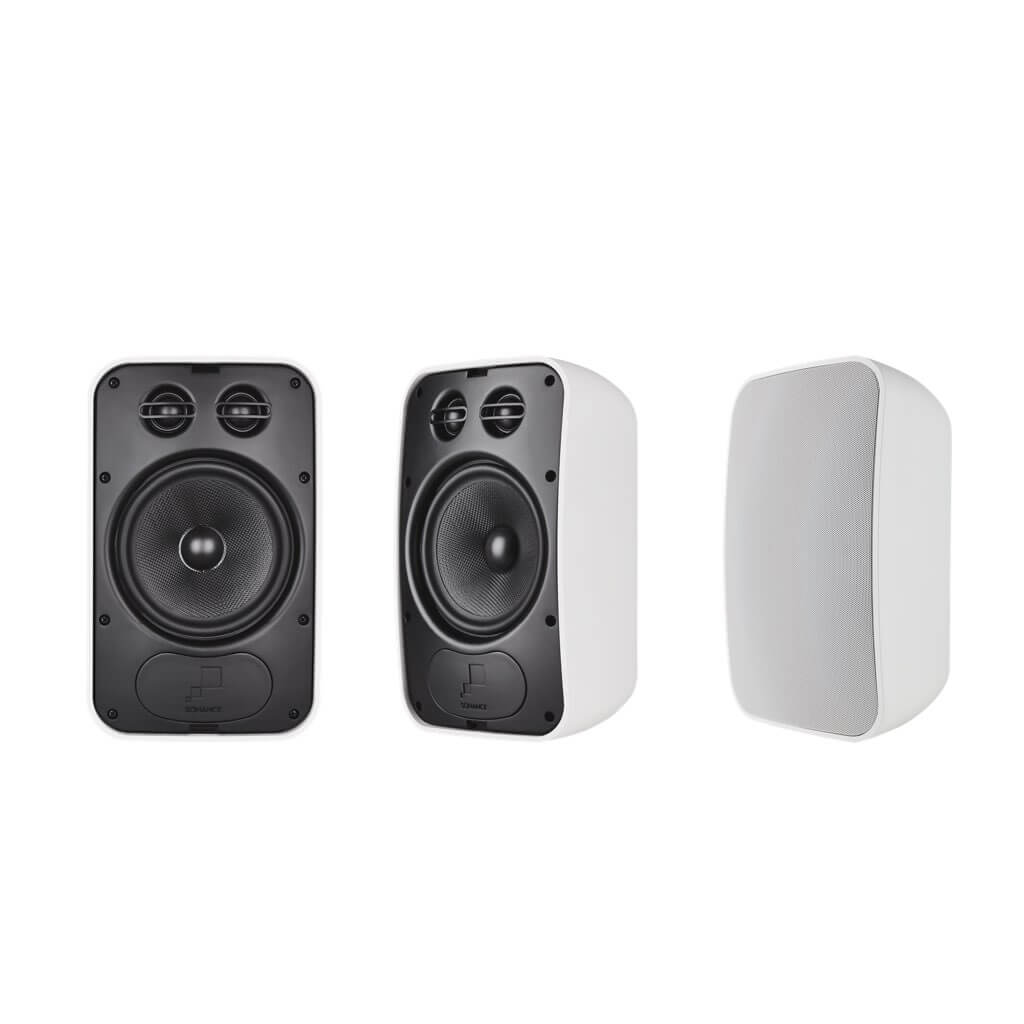 Sonance Mariner 64 SST  in White PN:93160 Medium Outdoor Stereo Speaker, in the Miami / Fort Lauderdale area. Available at dmg Martinez Group.