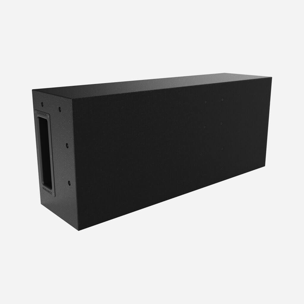 """Sonance Professional Series PS-S210SUBT SKU# 40192 Dual 10"""" Bandpass Subwoofer, in the Miami / Fort Lauderdale area. Available at dmg Martinez Group."""