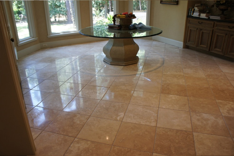 How Do You Grout A Tile Floor?