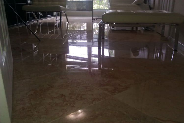 How Much Does It Cost To Have Marble Floors Polished?