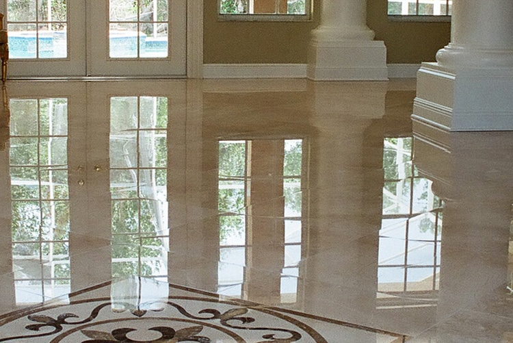 Different Marble Finishing Options in Houston