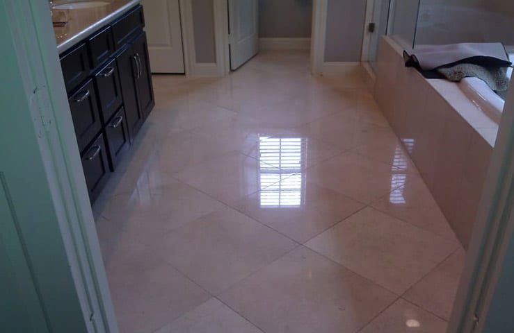 Marble Polishing Houston
