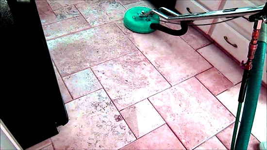 Natural Stone Cleaning in Houston