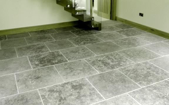 Limestone Floor Cleaning in Houston