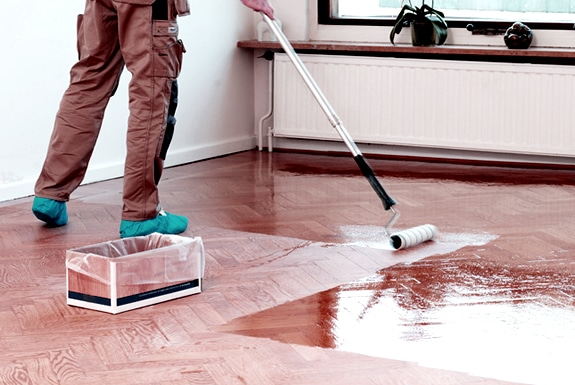 Sealing Your Floors