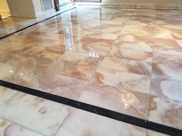 Natural Stone in Houston Humidity