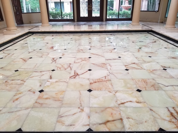 What Are The Advantages of Natural Stone Flooring in Houston