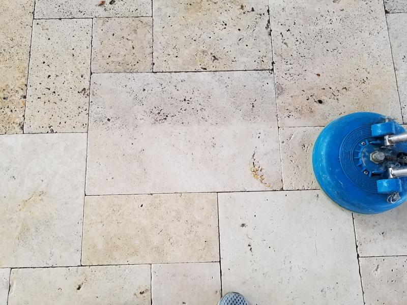 Travertine Floor Cleaning Houston Experts