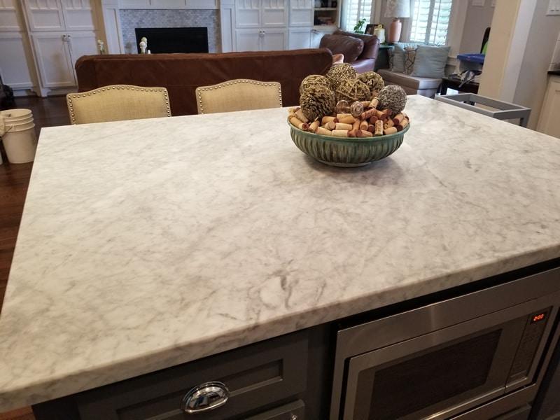 Marble Countertop Maintenance Houston