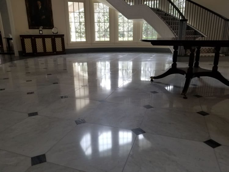 Floor Restoration Houston