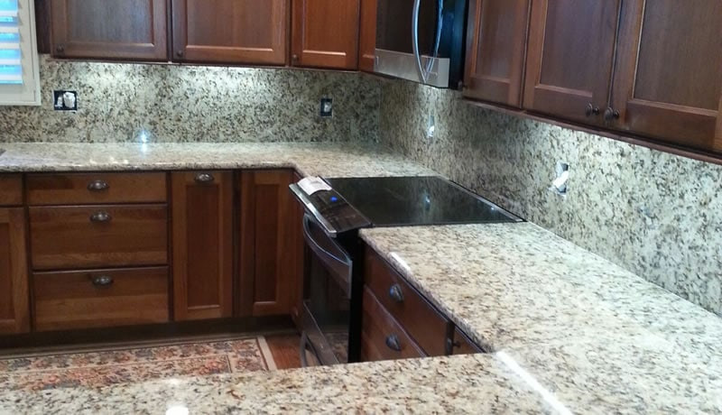 Granite Countertops Cleaning and Sealing Houston