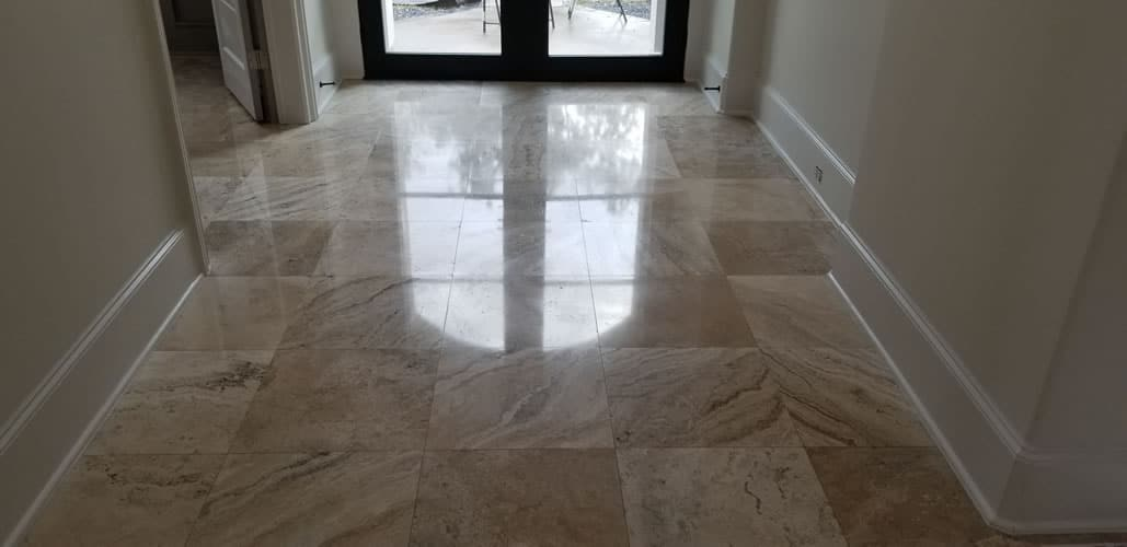 Natural Stone Tile and Grout Cleaners in Houston
