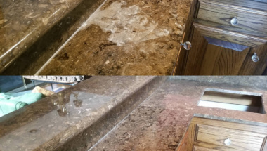 Reverse Damage From Your Natural Stone in Houston